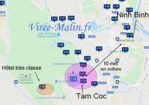 Où dormir à Ninh Binh, Tam Coc...