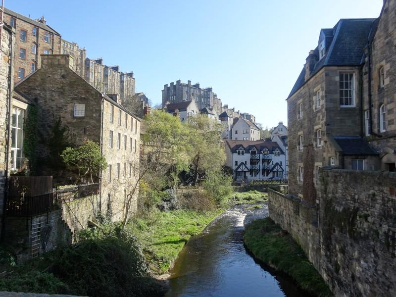 visiter-New-town-Edimbourg-Dean-Village