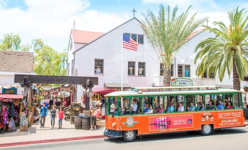 bus-touristique-san-diego-old-town