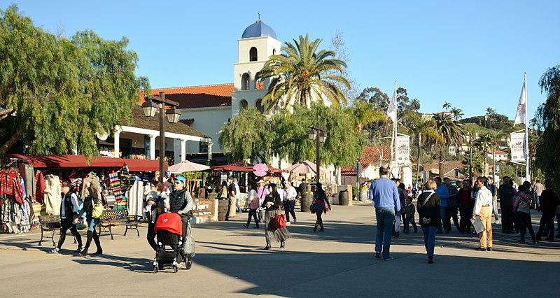 visiter-old-town-san-diego