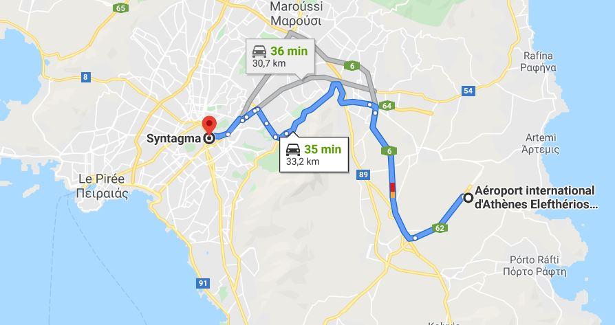 transfert-aeroport-athenes-bus-taxi