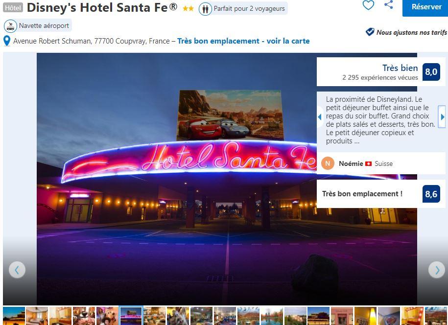 hotel-a-coté-parc-disney-land