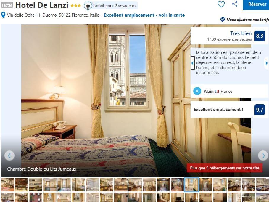 hotel-bon-rapport-qualite-prix-florence