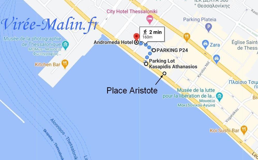 hotel-avec-parking-thessalonique