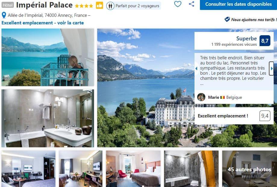 hotel-romantique-annecy-bord-lac-annecy