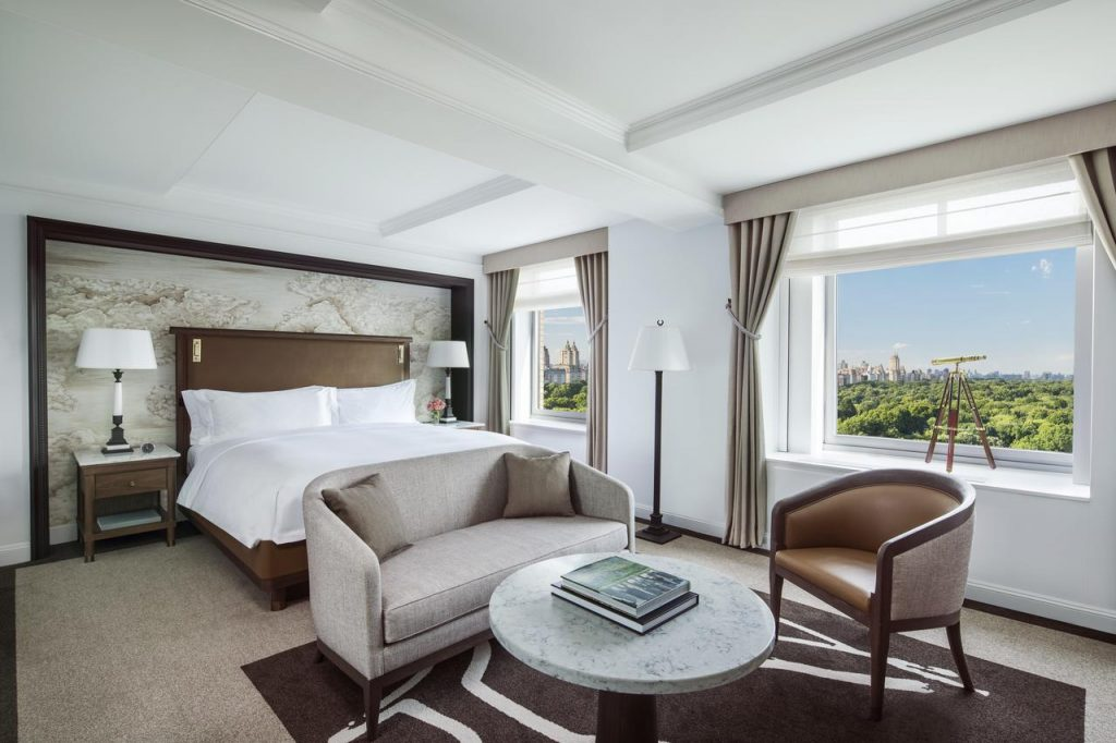 chambre-luxe-centre-park-new-york