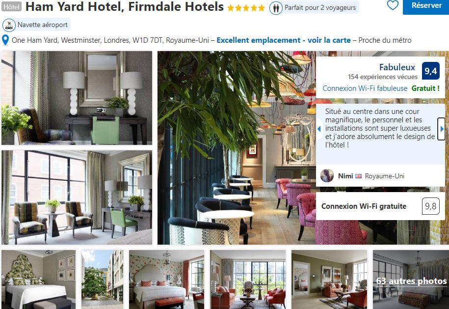 ham-yard-hotel-londres