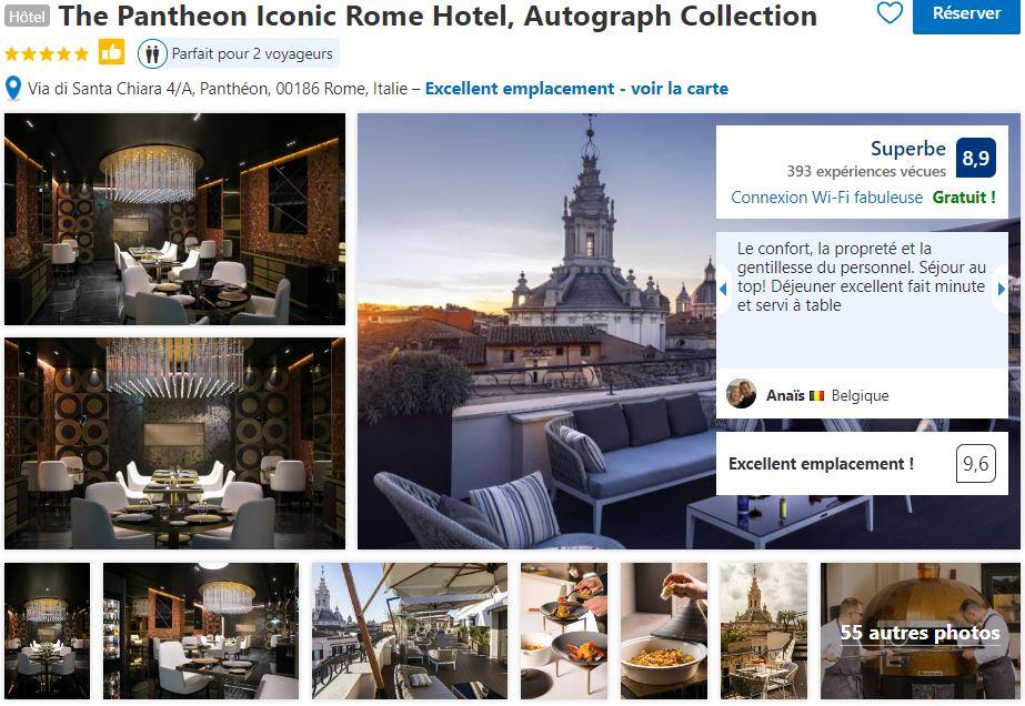 hotel-5-etoiles-pantheon-rome