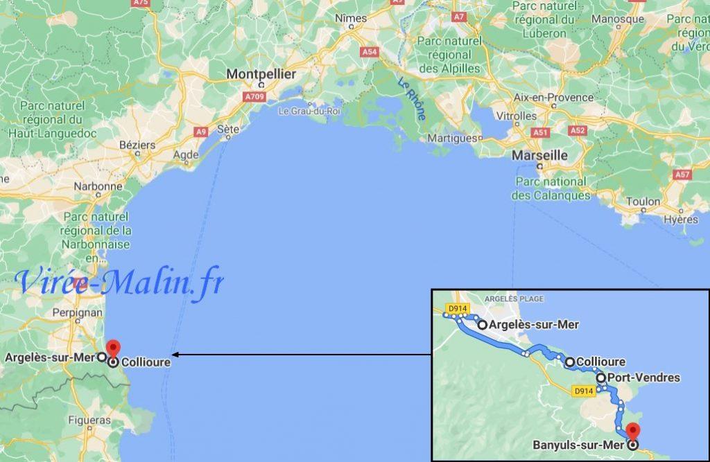 situation-geographique-argeles-sur-mer