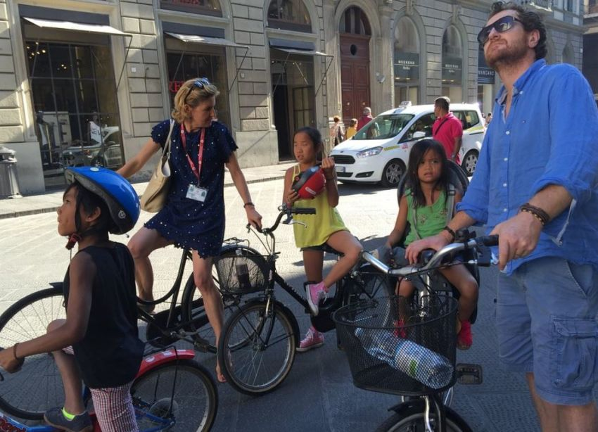 visite-guidee-privee-famille-florence-a-velo