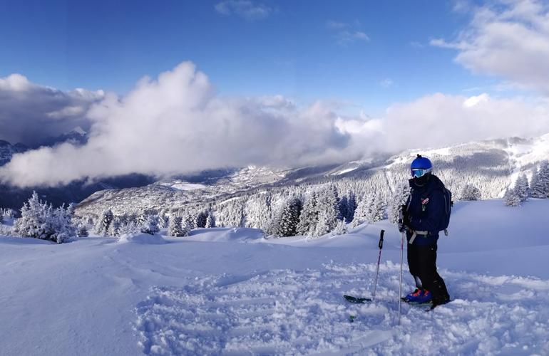Excursion-Ski-de-Randonnee-a-Flaine-Grand-Massif