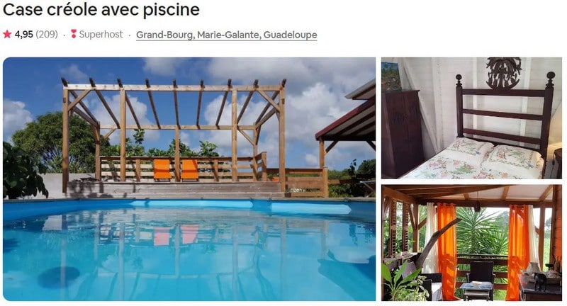 airbnb-marie-galante-Guadeloupe