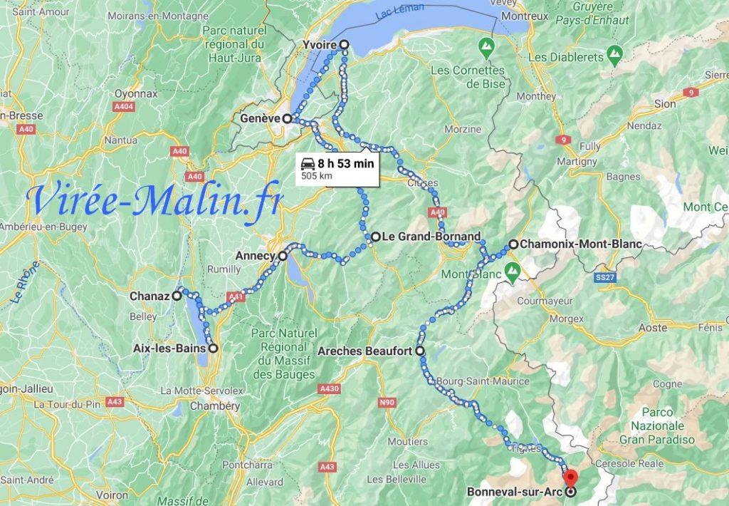 carteGoogleMap-activites-Haute-Savoie