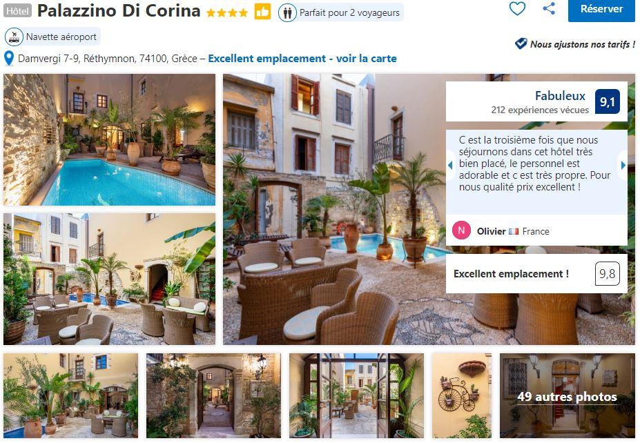 hotel-palazzino-di-corina-Rethymnon
