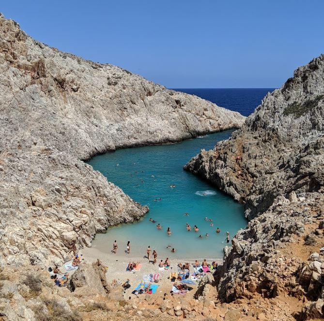 limani-plage-crete-proche-la-canee