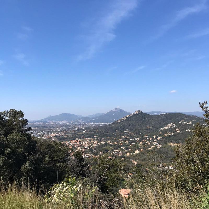 Vue-chateau-Hyeres