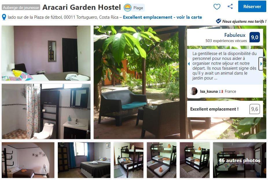 hotel-proche-Nacional-Tortuguero