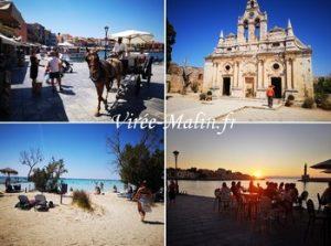 Que faire en Crète et que visiter en Crète