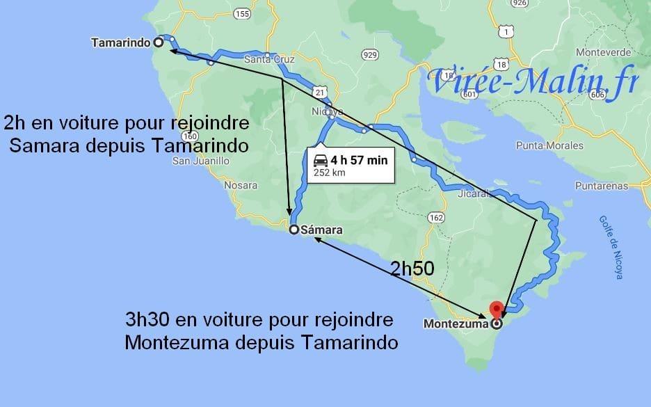 rejoindre-Montezuma-depuis-Tamarindo