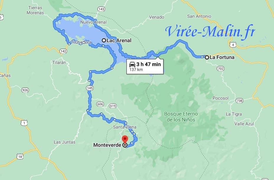 rejoindre-monteverde-depuis-la-fortuna-lac-arenal