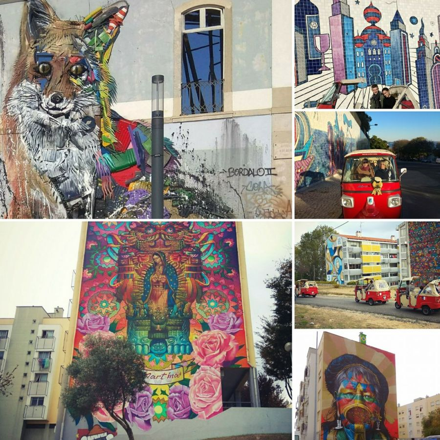 street-art-lisbonne-tuk-tuk-chauffeur-francais