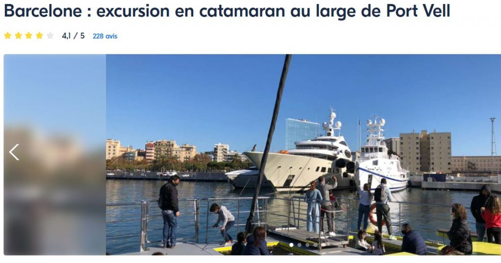 excursion-catamaran-depuis-barcelone-port-vell