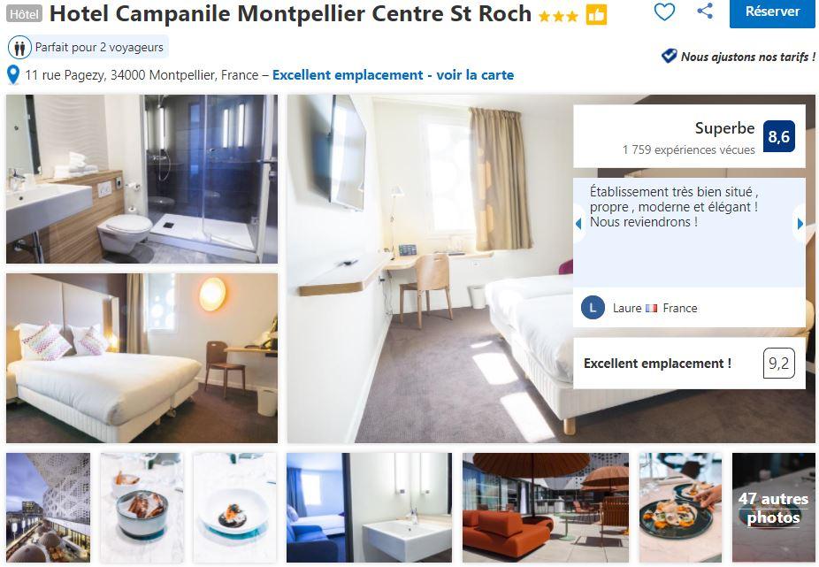 hotel-campanile-montpellier