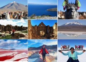 Circuit Bolivie - Itinéraire pour un séjour de 10 joursen Bolivie