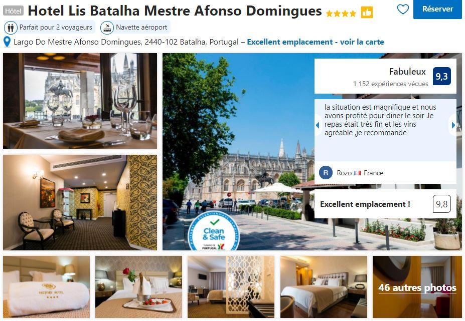 logement-proche-monastere-Batalha