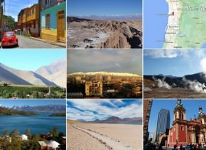 Que visiter au Chili et où dormir au Chili