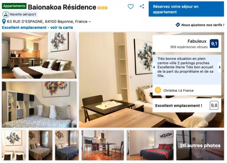 appartement-vieux-bayonne-moderne-et-fonctionnel-proche-sites touristiques