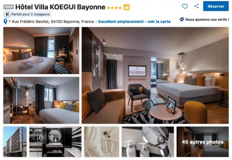 hotel-centre-bayonne-avec-bar-restaurant-terrasse-sauna-salle-de-sport