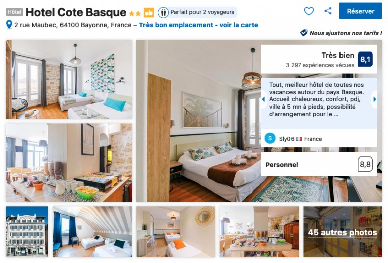 hotel-design-quartier-saint-esprit-proche-restaurants