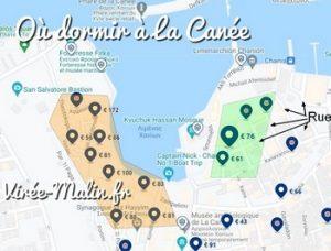 Où dormir à La Canée ?