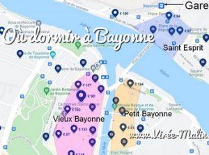 Où dormir à Bayonne : mes adresses pour votre séjour