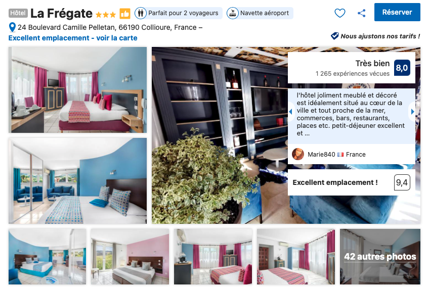 collioure-hotel-proche-de-la-mer-emplacement-ideal