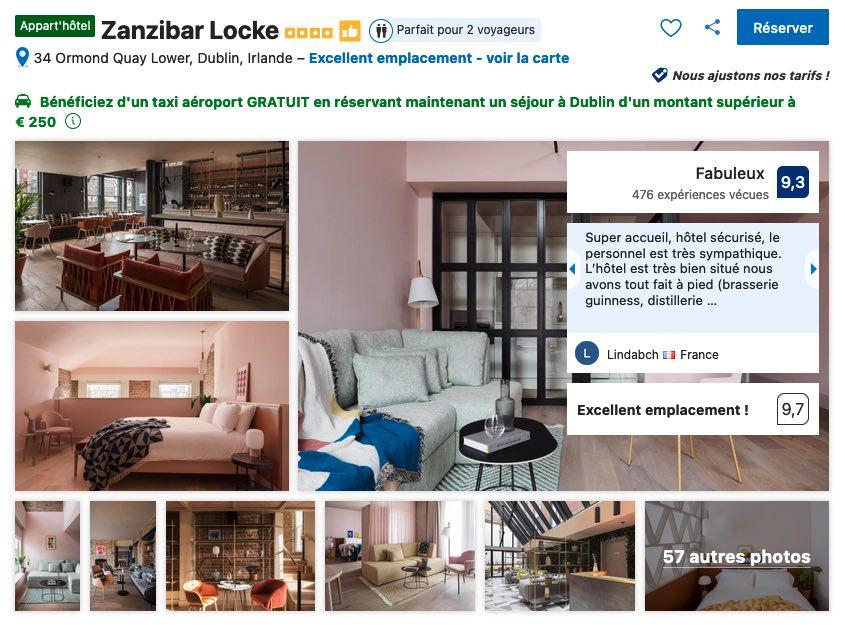dublin-appartement-hotel-centre-ville-climatisation-emplacement-ideal-pour-visite-a-pied