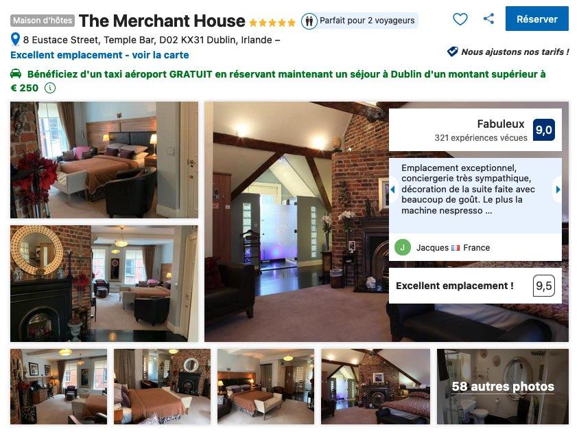 dublin-maison-hotes-luxe-temple-bar-proche-bars-pubs-restaurants
