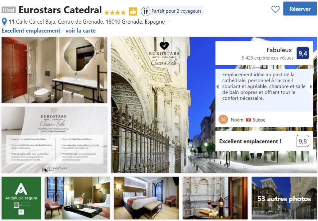 eurostars-cathedrale-grenade-hotel