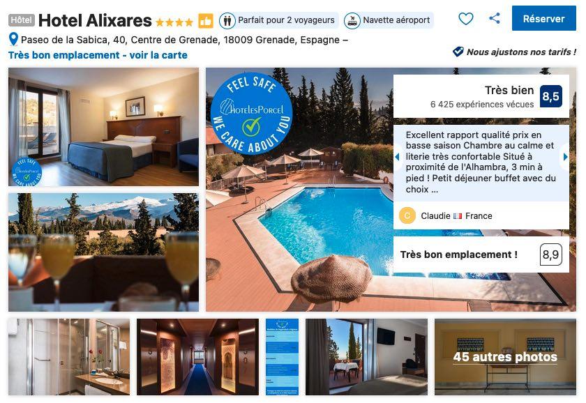 hotel-a-grenade-proche-alhambra-avec-piscine-et-restaurant