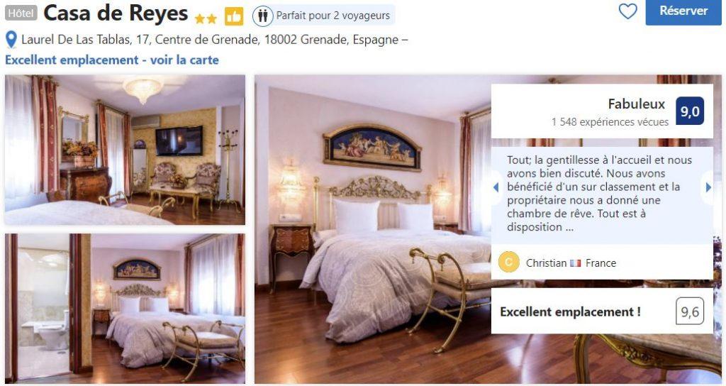 hotel-bon-rapport-qualite-prix-grenade-centre