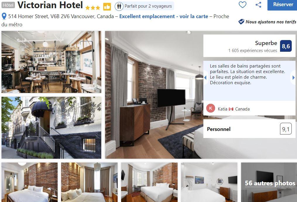 hotel-pas-cher-vancouver