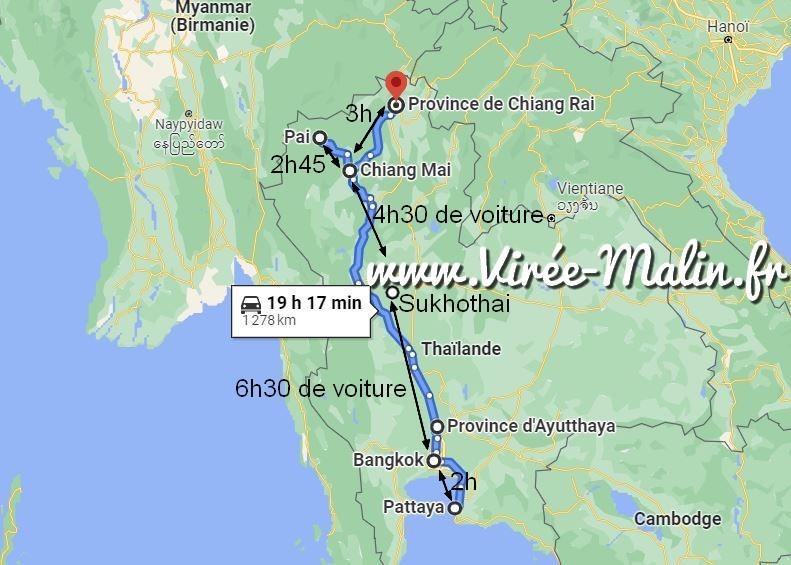 itineraire-road-trip-nord-thailande