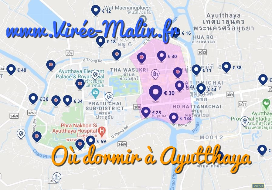 logement-Ayutthaya