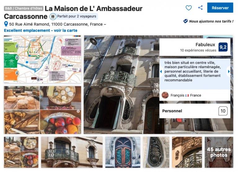 logement-carcassonne-dans-ancien-manoir-centre-ville