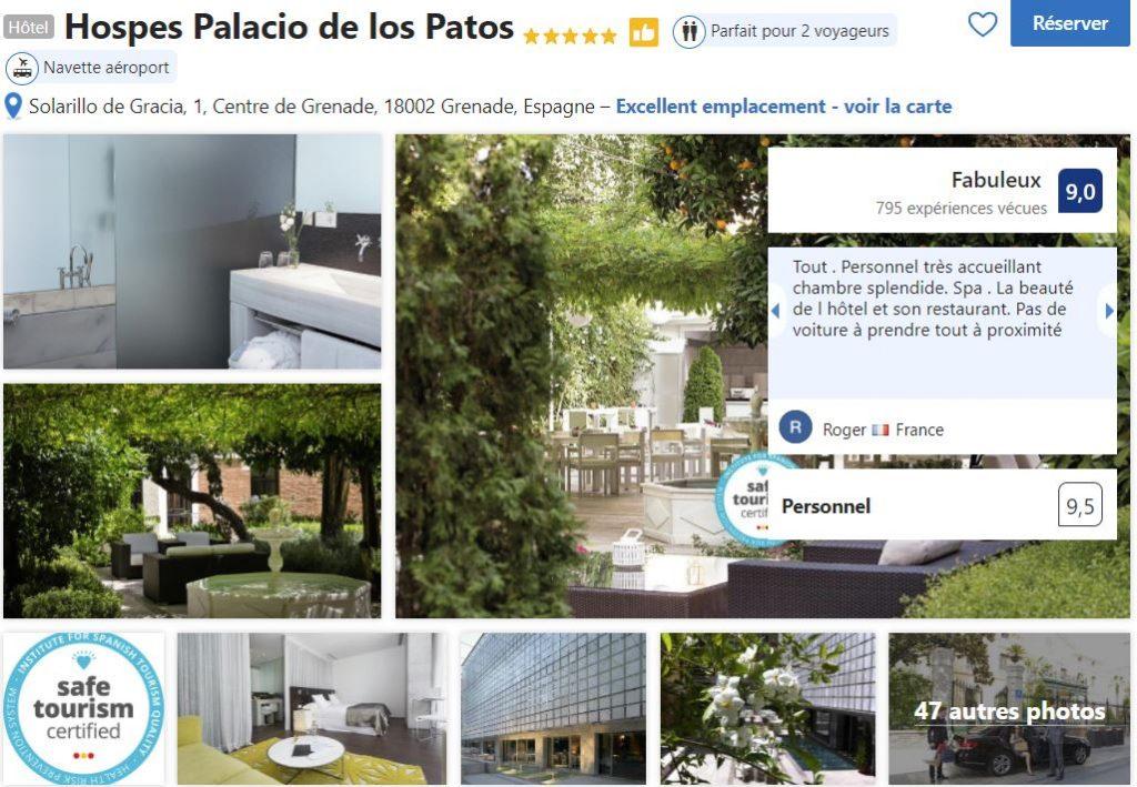 palacio-de-los-patos-grenade-hotel-5-etoile-plein-centre-ville
