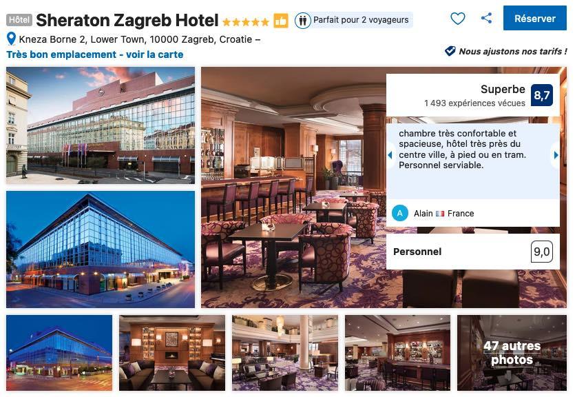 hotel-de-luxe-zagreb-bien-desservi-et-au-calme