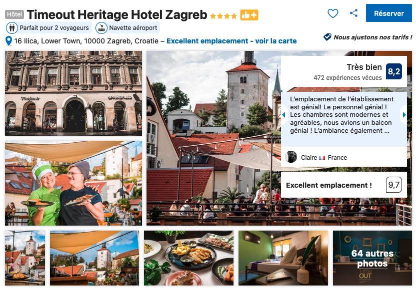 hotel-en-plein-centre-zaghreb-bon-rapport-qualite-prix