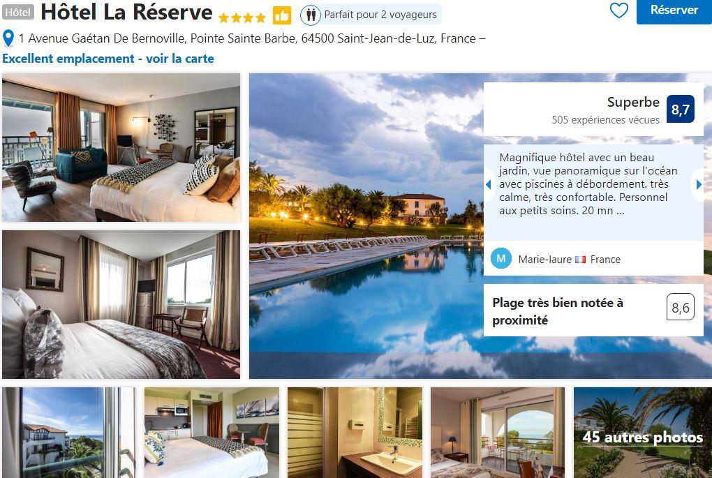hotel-romantique-la-reserve-vue-ocean-et-piscine-st-jean-de-luz