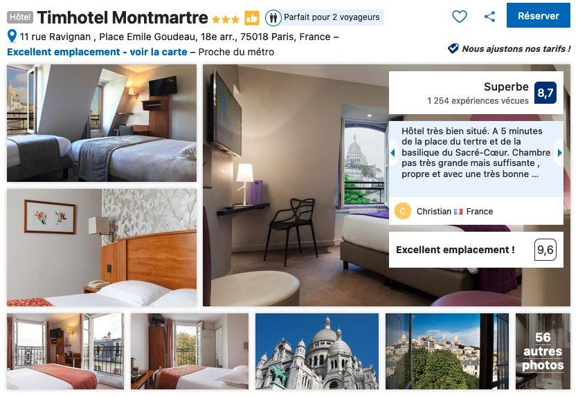 hotel-trois-etoiles-paris-sacre-coeur-montmartre-bon-rapport-qualite-prix
